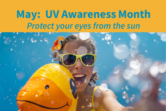 May is UV Awareness Month