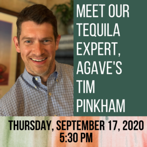 September 17: Sipping for Sight – Tequila