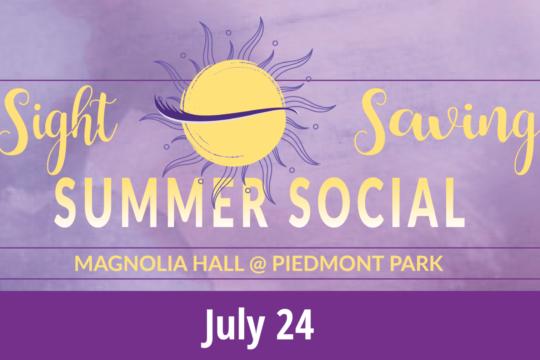 Sight Saving Summer Social